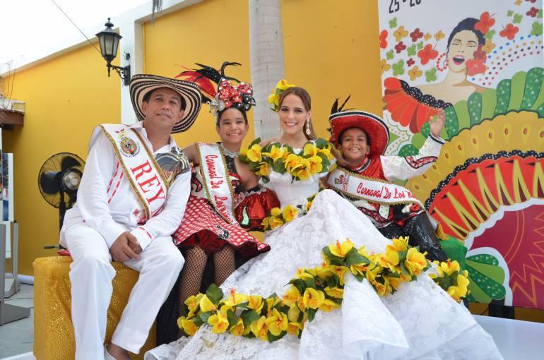 Lanzamiento de la agenda del Carnaval 2017, Casa del Carnaval.