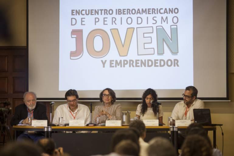 Primer día de actividades paralelas a la Cumbre Iberoamericana en Cartagena: Primer día de actividades paralelas a la Cumbre Iberoamericana en Cartagena