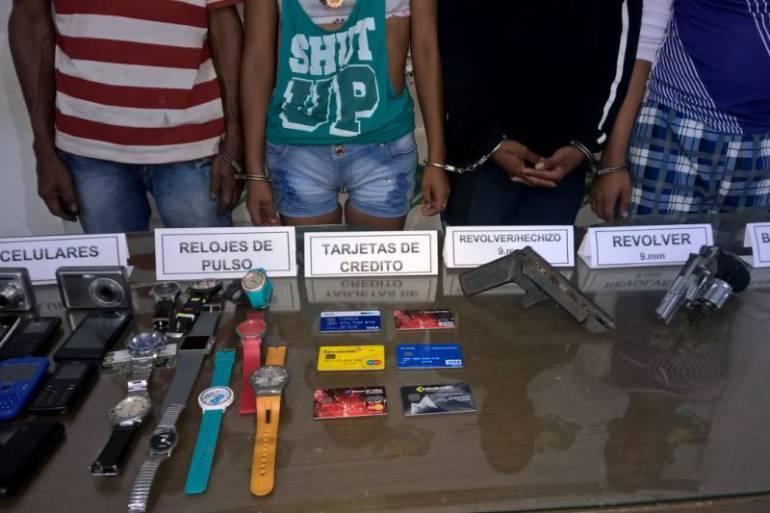 """Policía desmantela banda denominada """"los cocheros"""" en Bolívar: Policía desmantela banda denominada """"los cocheros"""" en Bolívar"""