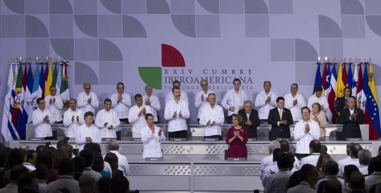 La paz en Colombia y la crisis en Venezuela, en la mira de la Cumbre Iberoamericana: La paz en Colombia y la crisis en Venezuela, en la mira de la Cumbre Iberoamericana