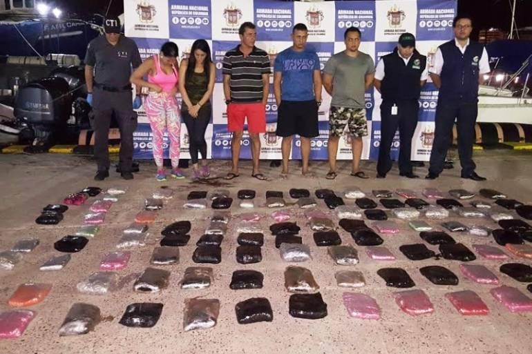 CTI incautó cocaína escondida en suelas de zapatos que tenía por destino Panamá: CTI incautó cocaína escondida en suelas de zapatos que tenía por destino Panamá