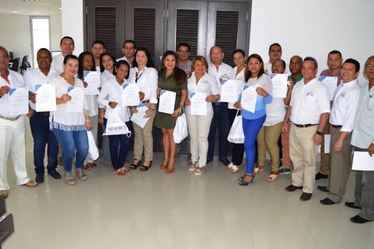 ICONTEC certificó 23 funcionarios de la Secretaría de Educación de Bolívar: ICONTEC certificó 23 funcionarios de la Secretaría de Educación de Bolívar