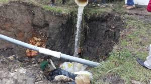 Boyacá: Alerta roja y calamidad pública en Villa de Leyva por inestabilidad en tanques de agua: Boyacá: Alerta roja y calamidad pública en Villa de Leyva por inestabilidad en tanques de agua