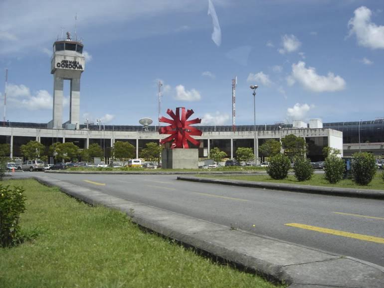 Aeropuerto José María Córdova de Rioengro