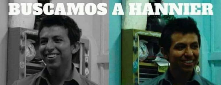 En busca de los desaparecidos: Estudiante de Medicina de Universidad del Valle, desaparecido desde el 30 de octubre