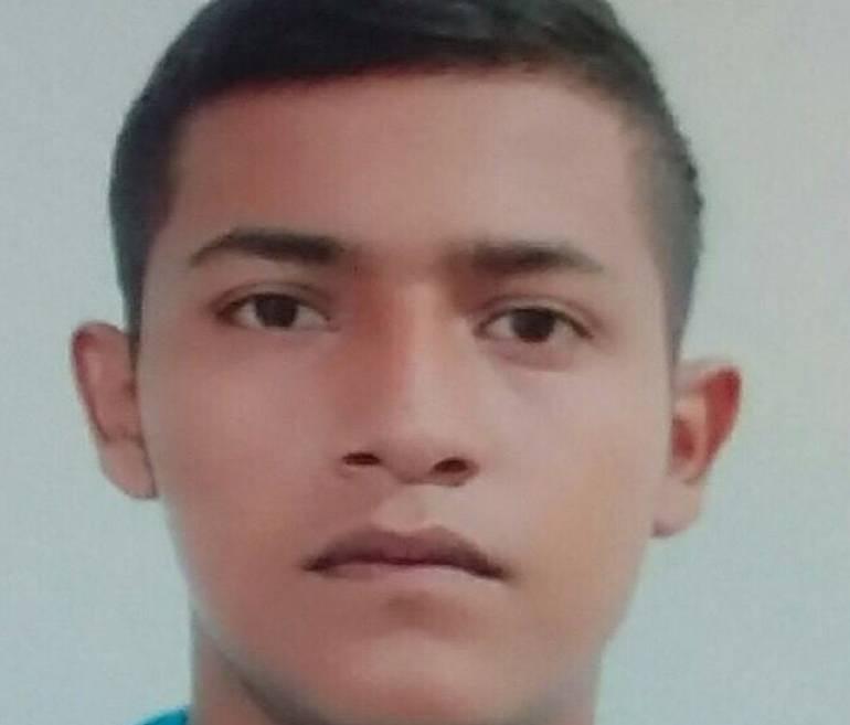 En busca de los desaparecidos: Juan Felipe Pérez Cabrera, de 20 años, se encuentra desaparecido desde el 28 de octubre