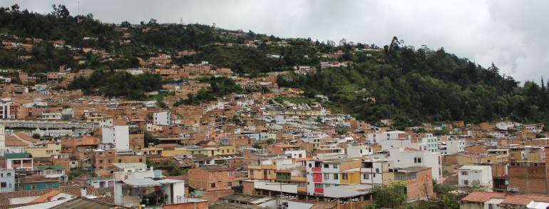 Viaje al coraz n del oriente pamplona pamplona la ciudad universitaria de colombia cucuta - Oficinas santander pamplona ...