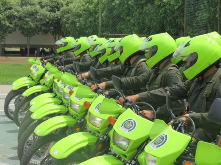 4.000 hombres a cargo de la seguridad durante partido de Colombia