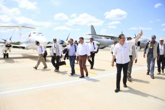 Vuelos comerciales ya pueden operar en el aeropuerto de Sogamoso, Boyacá: Vuelos comerciales ya pueden operar en el aeropuerto de Sogamoso, Boyacá