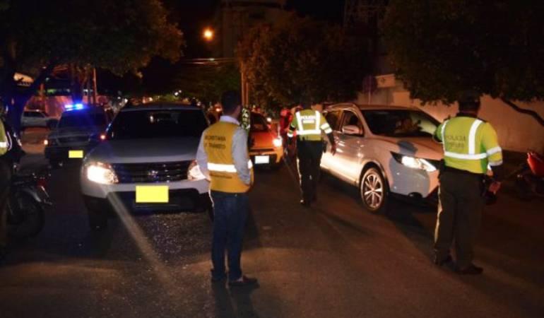 Autoridades se alistan castigo para conductores embriagados