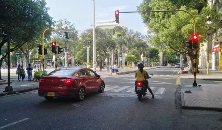 Cúcuta busca una nueva semaforización