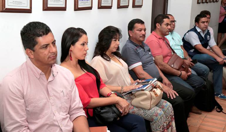 Alcaldes de Norte de Santander