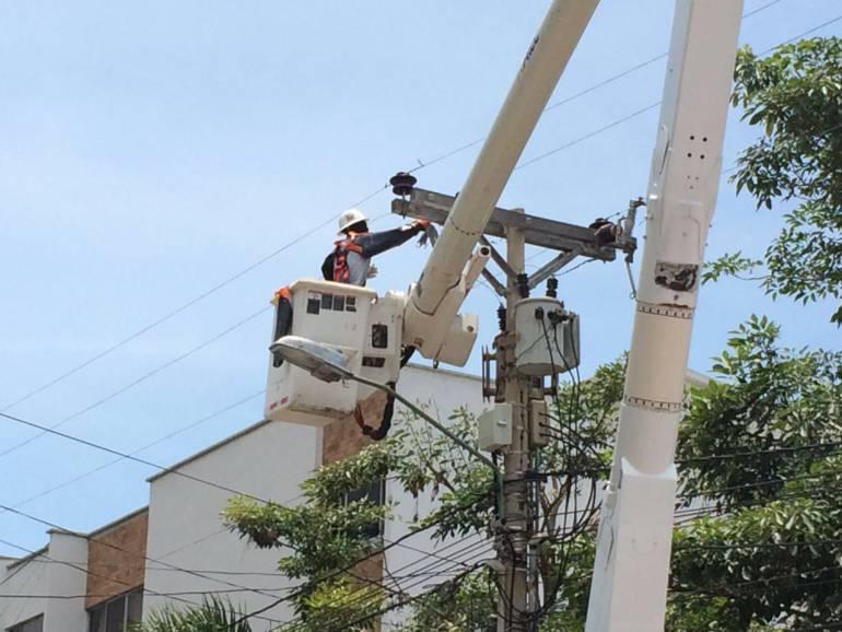 Gobierno suspende diálogos con directivos de Electricaribe
