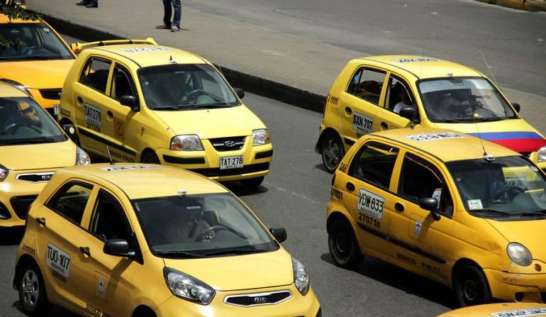 Taxistas aseguran que Uber ya opera en Tunja y protestarán con caravana contra la piratería: Taxistas aseguran que Uber ya opera en Tunja y protestarán con caravana contra la piratería