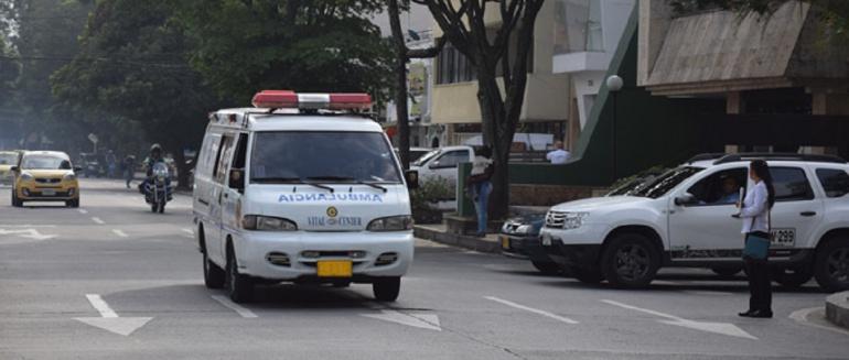 Con decreto buscan acabar con guerra del centavo de las ambulancias en Cali