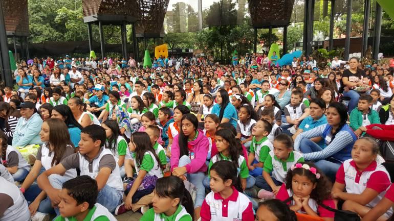 4.200 niños participaron de los semilleros infantiles
