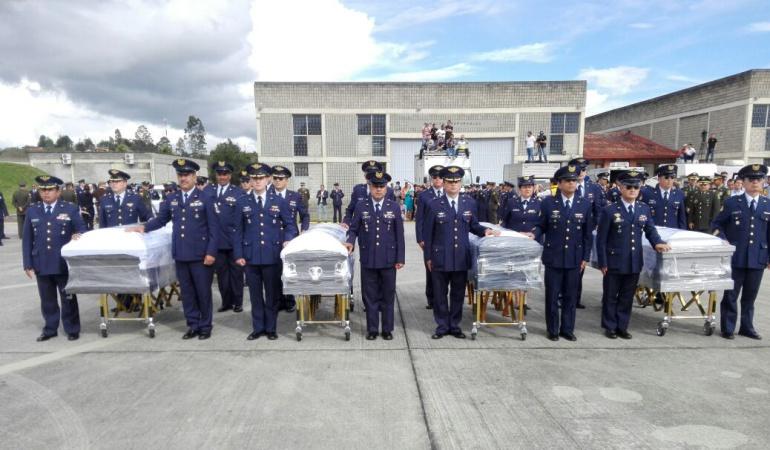 Accidente avión Chapecoense: Ya fueron repatriados las 71 víctimas mortales del vuelo del Chapecoense