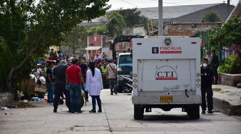 DELINCUENCIA JUVENTUD BUCARAMANGA PIEDECUESTA: En discusión por una gorra muere joven en Piedecuesta