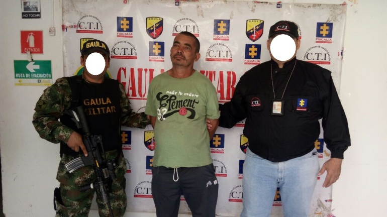 Noticias de Valledupar: Capturan hombre que embarazó a su hija en Cesar