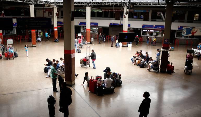 Bogotanos viajes en vacaciones: El 44% de los bogotanos viaja de vacaciones al menos una vez al año