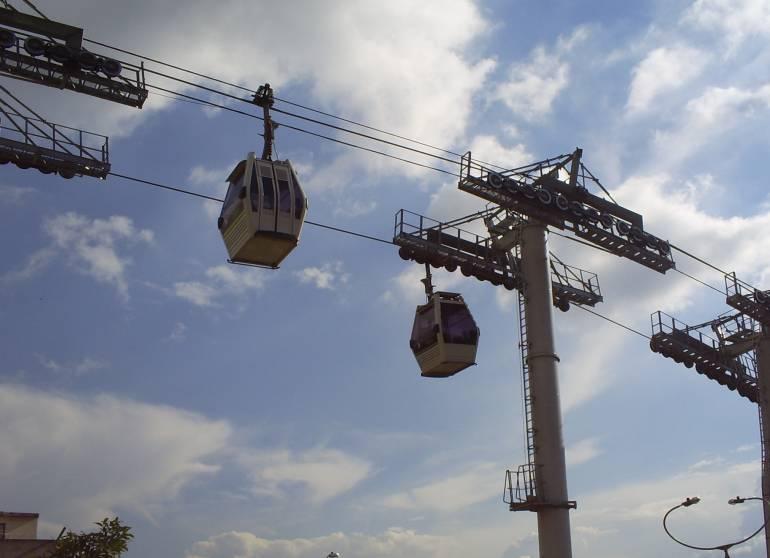 Metrocable, Medellín, La Sierra: Este sábado será inaugurado el Metro cable de la Sierra en Medellín