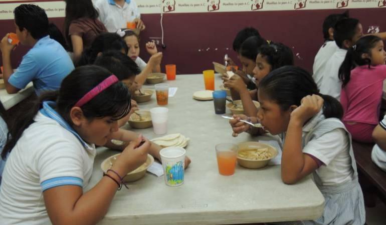 Programa de Alimentación Escolar: Aún faltan 4.000 millones de pesos para PAE de Armenia