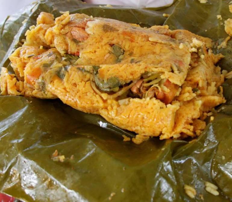 El pastel cartagenero la comida tpica de Navidad en La Heroica El