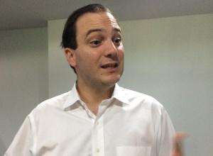 Superintendente de Servicios Públicos, José Miguel Mendoza