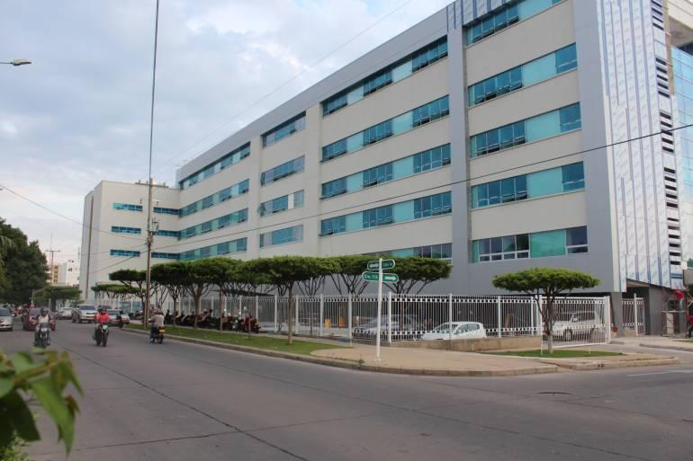 Puesta en servicio moderna clínica en Valledupar
