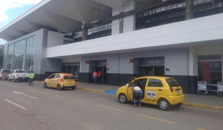 Aeropuerto Camilo Daza