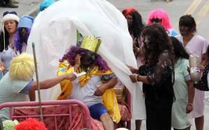 """Carnavales curiosos en Colombia, El rey Feo en Nariño: [En fotos] Ocho candidatos se disputan el concurso del """"rey feo"""""""