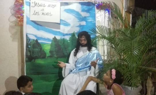 Muestra cultural en Sucre: Los cuadros vivos siguen siendo los protagonistas del Festival Folclórico de la Algarroba en Galeras, Sucre