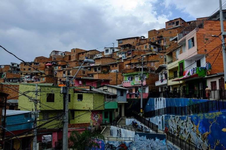Comuna 13 de Colombia celebra fallo de la CIDH contra el Estado