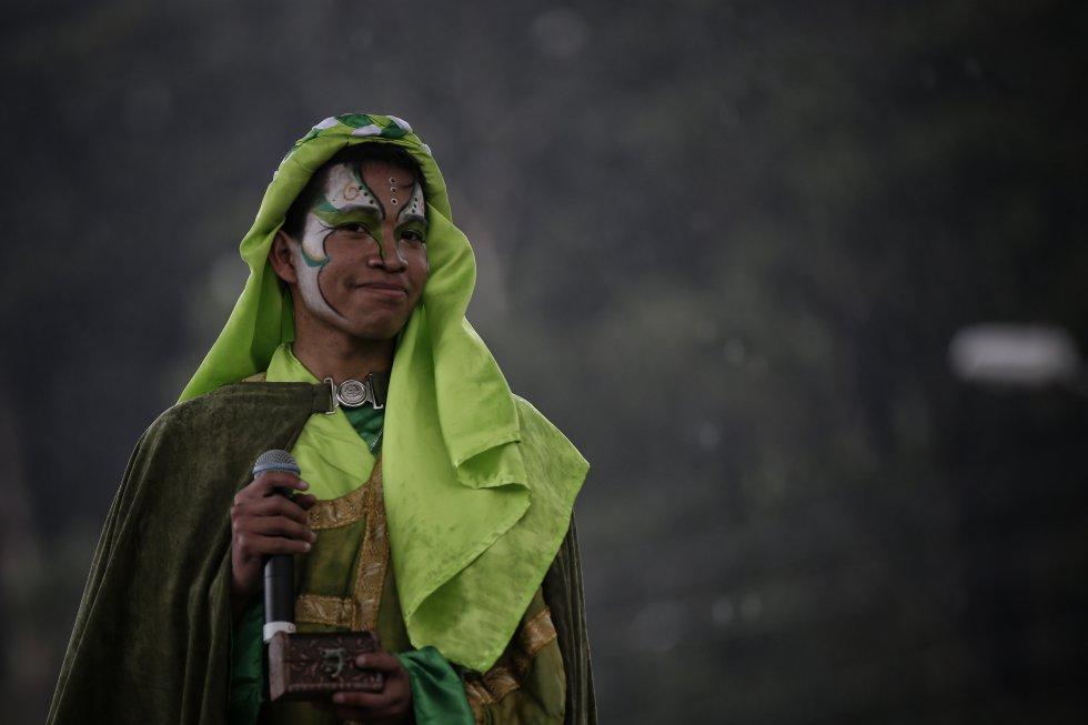 Egipto, el esceanrio de la más importante fiesta de reyes en Colombia.