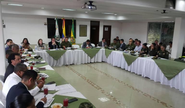 Situación de derechos humanos en Cauca: Gobierno analiza crisis en materia de derechos humanos en Cauca