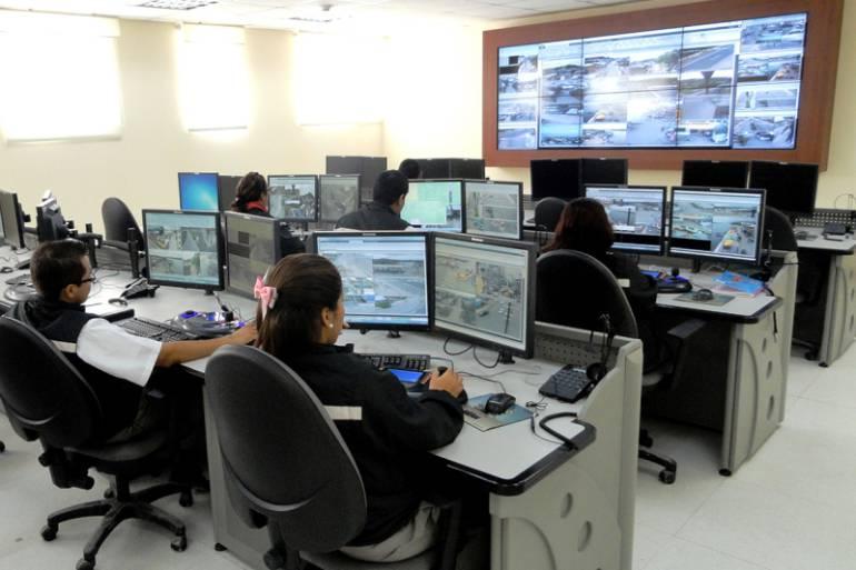 427 cámaras fueron ubicadas en puntos sensibles al delito en Cartagena: 427 cámaras fueron ubicadas en puntos sensibles al delito en Cartagena
