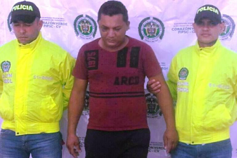 Capturaron a hombre en Bolívar sindicado de asesinar a un concejal del Magdalena: Capturaron a hombre en Bolívar sindicado de asesinar a un concejal del Magdalena