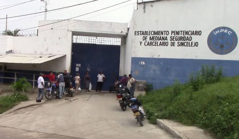 """Medidas disciplinarias en penal de Sincelejo: Vuelve el """"Plan Reglamento"""" a la cárcel la Vega de Sincelejo"""