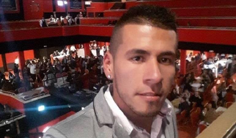 Leonardo Lichi fue asesinado en la estación Avenida Jiménez.