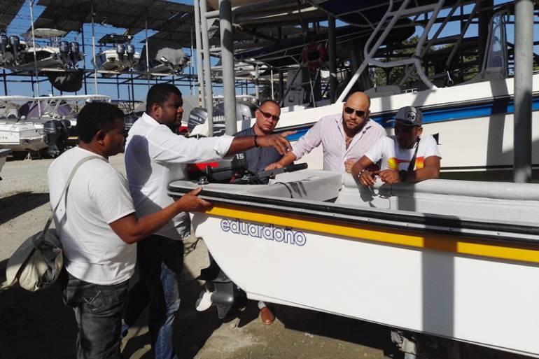 Jóvenes en riesgo de Isla Fuerte se lanzarán al mar a capturar al pez león: Jóvenes en riesgo de Isla Fuerte se lanzarán al mar a capturar al pez león
