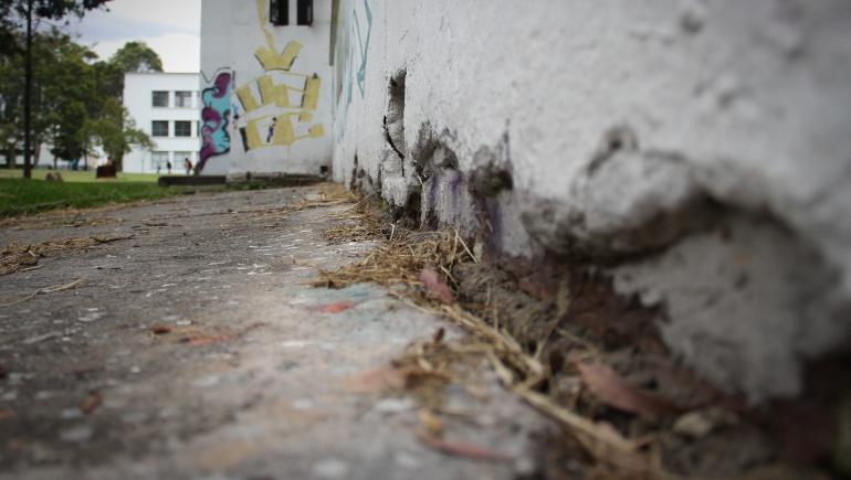 Universidad Nacional en Bogotá: $12.000.000 invertidos en reparaciones en la Universidad Nacional