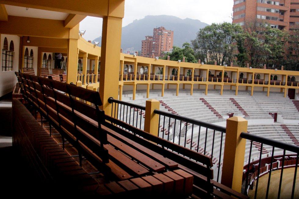 Desde el año 2012 la plaza de toros La Santamaría fue clausurada para las corridas de toros.