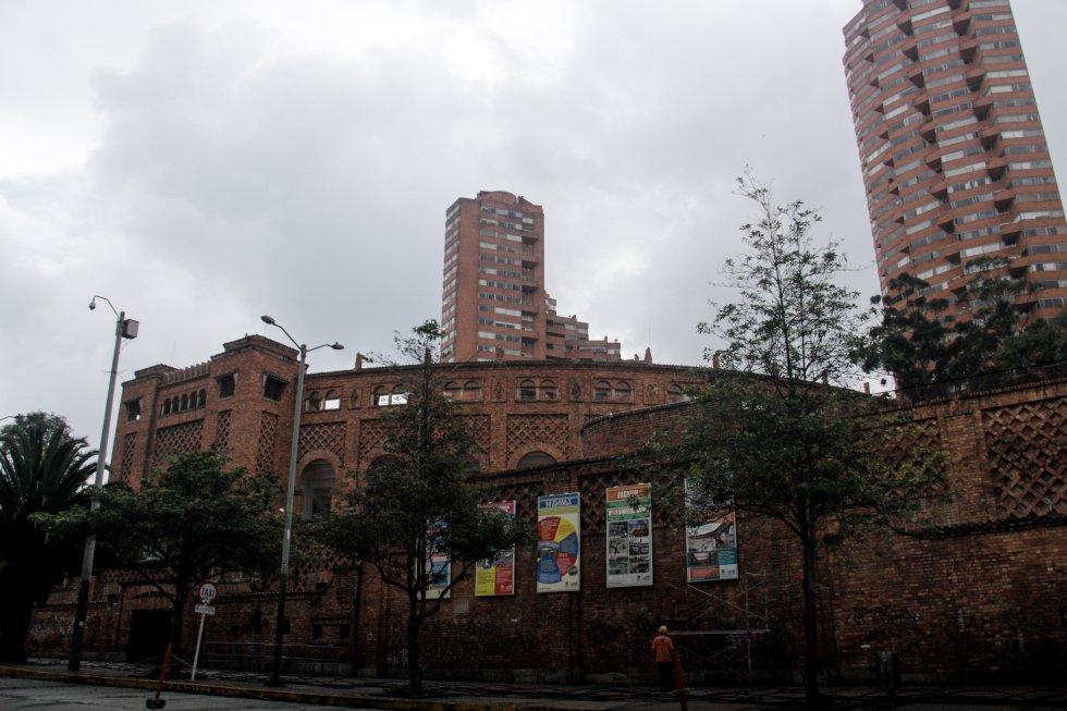 En el 2015 inició la reestructuración a la plaza de toros de Bogotá.