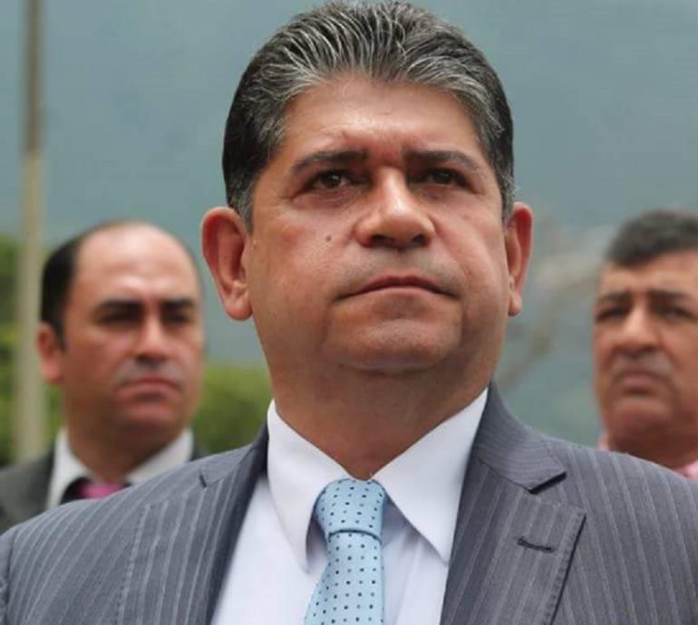 Alcalde de Bello César Suárez Mira: Ratifican detención domiciliaria en contra del alcalde de Bello, César Suárez Mira