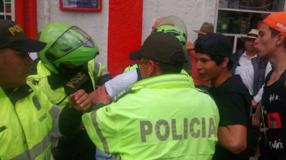 El secretario de seguridad, Daniel Mejía, anunció que se reforzará la seguridad. Inicialmente asignaron 1.200 policías.