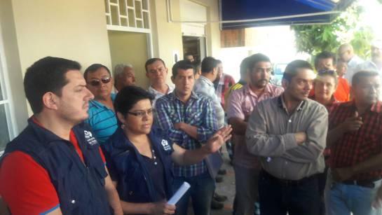 Protesta de taxistas en Bucaramanga: Este lunes no habrá protesta de taxistas en Bucaramanga