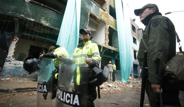 inseguridad en Bogotá: En Bogotá se redujo la inseguridad en un 20%