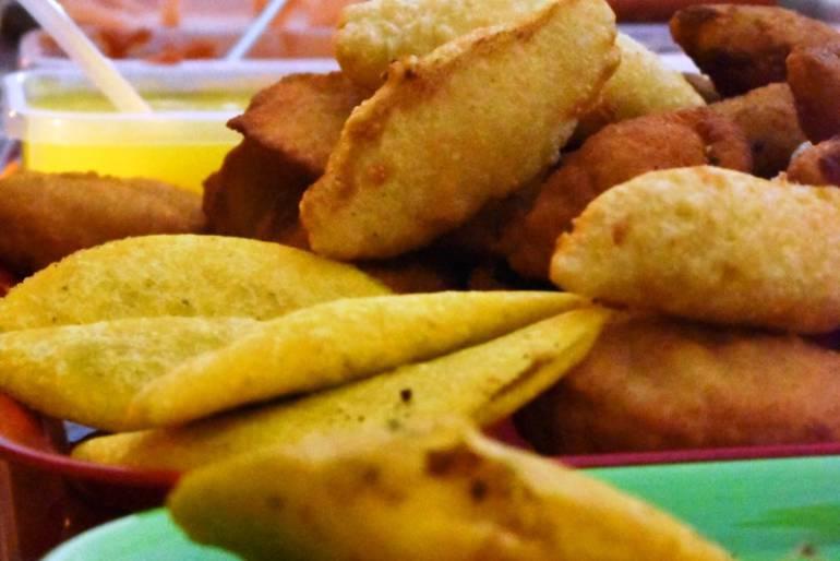 Inicia el XXXIII Festival Gastronómico del Frito Cartagenero: Inicia el XXXIII Festival Gastronómico del Frito Cartagenero