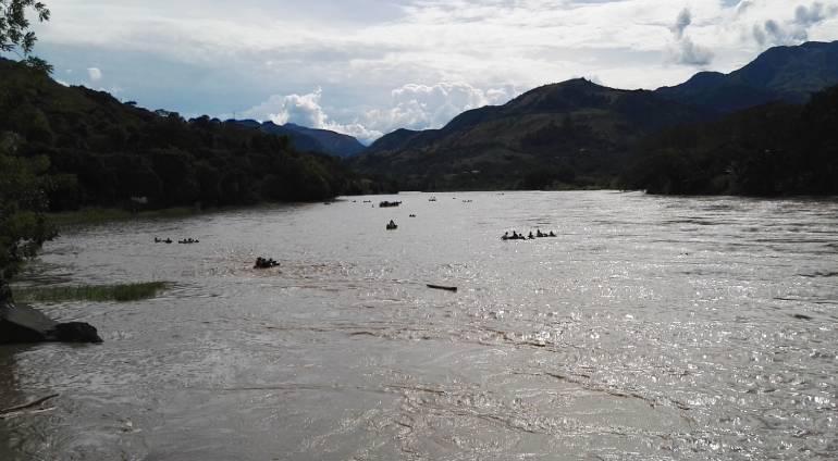 Tunja y 12 municipios de Boyacá en alerta por creciente del Río Chicamocha: Tunja y 12 municipios de Boyacá en alerta por creciente del Río Chicamocha