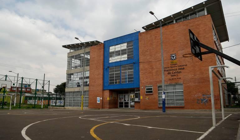 Drogas, Bogotá, colegios.: Alerta por consumo de drogas cerca de colegios en cinco localidades de Bogotá